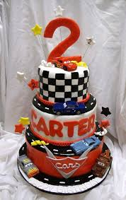 Cars 3 Birthday Cakes Pinterest