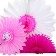 Paper Flower Fan