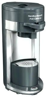 Hamilton Beach Coffee Maker Instructions K Cup Reviews Iced And Tea