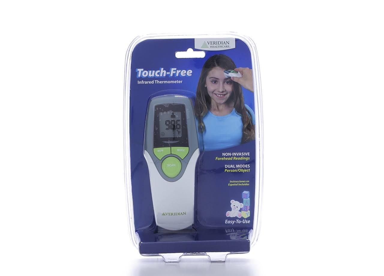Veridian Healthcare 09-348 Infrared Thermometer