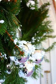 Flocking Powder For Christmas Trees by Christmas Snow Flocking From Soap Real Mountain Values