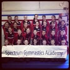 category spectrum gymnastics academy