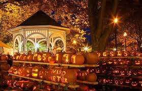 Calabasas Pumpkin Festival 2014 by Pumpkin Carving Archives The Ghoulie Guide