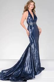 jovani lace halter neck prom dress 41248 couturecandy