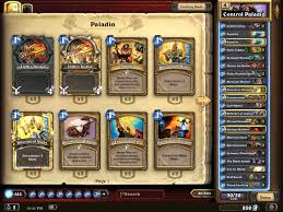 Paladin Hearthstone Deck Lich King by Beginner Hunter Deck Radnor Decoration