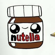 Image Result For Nutella Drawings