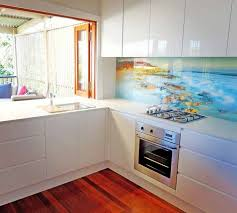 Amazing Glass Splashbacks Kitchen Design Part 13