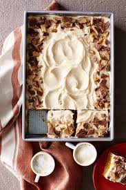 Marbled Pumpkin Cheesecake Bars by Oh So Pretty Pumpkin Cake Recipes Southern Living