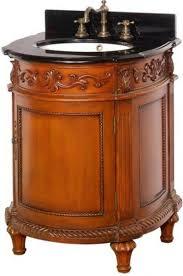 dreamline dlvbj 015ao antique bathroom vanity set solid antique