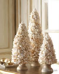Seashell Christmas Tree Skirt by Creative Unique U0026 Unusual Christmas Trees