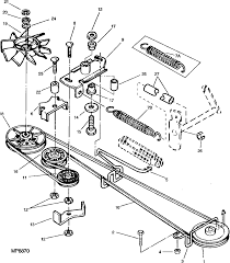 Craftsman Lt2000 Drive Belt Diagram by I Have A Jd Lx178 Tonight I Had 2 Things Happen My Steering Arm