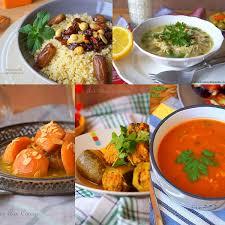 plat de cuisine recette ramadan 2017 plats soupes aux delices du palais