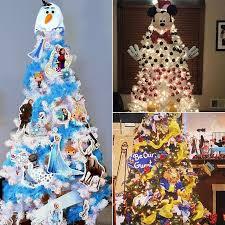 Disney Christmas Tree Ideas