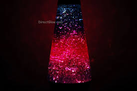 Cloudy Grande Lava Lamp by Facebook Circle Punched