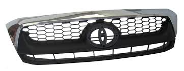 Chrome & Black Front Grille For Toyota Hilux Mk6/Vigo Grill Truck ... Toronto Canada September 3 2012 The Front Grille Of A Ford Truck Grill Omero Home Deer Guard Semi Trucks Tirehousemokena Man Trucks Body Parts Radiator Grill Truck Accsories 01 02 03 04 05 06 New F F250 F350 Super Duty Man Radiator Assembly 816116050 Buy All Sizes Dead Bird Stuck In Dodge Truck Grill Flickr Photo Customize Your Car And Here With The Biggest Selection Guards Topperking Providing All Of Tampa Bay Bragan Specific Hand Polished Stainless Steel Spot Light Remington Edition Offroad 62017 Gmc Sierra 1500 Denali Grilles Grille Bumper For A 31979 Fseries Pickup Lmc