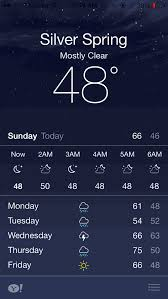 iOS 7 the ultimate Weather app guide