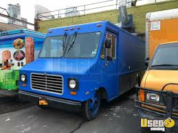 100 Concession Truck GMC Food Used Food For Sale In New York