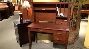 Sauder Camden County Computer Desk by Koncept Single Pedestal Computer Desk U0026 Hutch By Winners Only