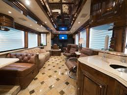 Cool Inside Fancy Rv Well If There Ever Was An