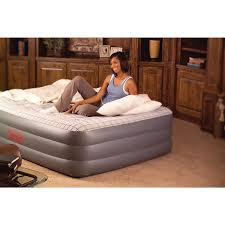 Aerobed Queen Raised Bed With Headboard by Serta Perfect Sleeper Queen Air Bed With Headboard 65 Awesome