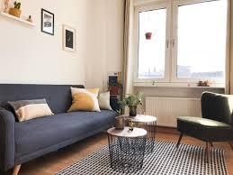 wohnzimmer deko frühling livingroom scandi cou