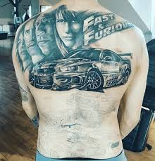 5 CAR TATTOOS That WIll Make You Say What Were Thinking