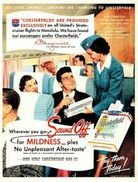 1955 UNITED AIR LINES MAINLINER PRINT AD CABIN CLEANER An Expert In Every Job