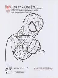 Amazing Coloring Spiderman Pics Printable Coloring Theoldbarxcom
