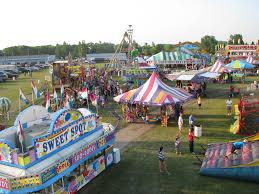 Barnesville Pumpkin Festival Times by James Kruize Clay County Fair Kfgo 790