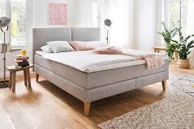 meise möbel boxspringbett bett mit komfort einstiegshöhe 57 cm kaufen otto