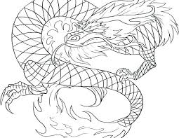 Detailed Dragon Coloring Pages Fire Medium Size Of Wings Colouring Pictures