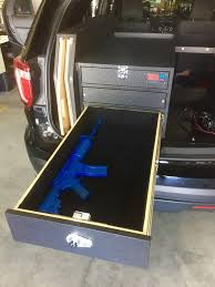 We Have In Stock Suv Command Center's For Police, Fire And ... Console Vault Truck And Suv Auto Safe By Chevrolet Silverado 1500 Full Floor 2014 Average Joes Handgun Reviews Vehicle Safeupdated Our Sold Gun Box Trap Shooters Forum Safes Bunker Best Place To Conceal A Handgun Page 26 Ford F150 Amazoncom Duha Under Seat Storage Fits 0914 Applications Combicam Cam Combination Locks Lock
