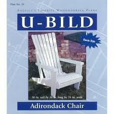 Lowes Canada Adirondack Chairs by Shop U Bild Adirondack Chair Woodworking Plan At Lowes Com