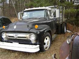 1956 Ford Dump Truck For Sale | ClassicCars.com | CC-1120633 1956 Ford F100 Panel Hot Rod Network Classic Cars For Sale Michigan Muscle Old Ford F800 Alto Ga 977261 Cmialucktradercom Pickup Allsteel Truck Sale Hrodhotline 2door Pickup Big Back Window Original V8 Fordomatic Big Window Truck Project 53545556 Rides Pinterest Trucks And Trucks Coe Accsories 4clt01o1956fordf100piuptruckcustomfrontbumper