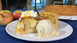 bratapfel torte