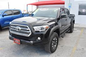 Pre-Owned 2017 Toyota Tacoma TRD OFF ROAD Crew Cab Pickup In San ... Certified Preowned 2017 Toyota Tacoma Sr5 Extended Cab Pickup In Trd Pro Test Drive Review 2011 Reviews And Rating Motor Trend Used 2016 For Sale Stanleytown Va 3tmcz5an9gm024296 2018 Sport At Watts Automotive Serving Salt New For Sale Near Prince William Tro Crew San 2015 Base Double Truck Santa Fe Lawrence Ks Crown Of Off Road Access 6 Bed V6 4x4 At Gainesville 42031
