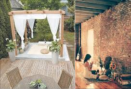 15 Inspirations For A Yoga Space At Home