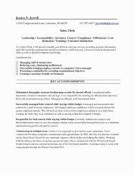 Sample Resume For Tim Hortons New Fresh Busser Skills Your