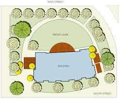 Floor Plan For A Restaurant Colors Landscape Plans Learn About Landscape Design Planning And Layout