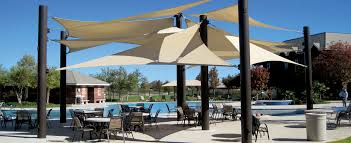 Outdoor Canopies and Shade Structures
