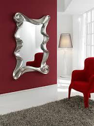 details zu pu183e dupen design spiegel 106x160 schlafzimmerspiegel wandspiegel wohnzimmer