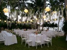 Dream Catchers Events Thailand Destination Wedding Planners Highly Recommended Beach Front Villa Reception Set