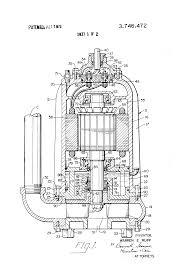 Ingersoll Dresser Pumps Uk by Patent Us3746472 Submersible Electric Pump Having Fluid Pressure