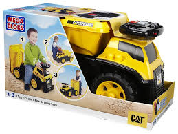 Mega Bloks Cat 3 - In - 1 Ride - On Dump Truck | Man-Man Christmas ... Mega Bloks Cat Lil Dump Truck Multicolor Products Pinterest Used Tow Build Truck Bag Of Mega Blo In Bs16 Bristol Dump Truck With A Face Cstruction Vehicle Work Large By Shop Online Mega First Builders Dylan Dumptruck Building Set 999 John Deere Toysrus Fire Rescue Myer Food Kitchen Mattel Cat Spongebob Squarepants Monster Rally Boat Nickelodeon Ebay Free Shipping On Orders Over 45