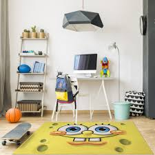 One-of-a-Kind Sponge Bob Face Yellow Area Rug Spongebob Square Pants Camper Van 72 In X 126 Spongebob Pants Xl Chair Rail 7panel Prepasted Wall Mural Diy Pores Table Covers Nickelodeon Squarepants Toddler Bean Bag Chairs In The Krusty Krab Oleh Annisa 2019 House Bezaubernd Wooden Kids Table And Chairs Rentals Lif Childs Characters Spongebobs Room Paw Patrol Alex Toys Mrs Puffs Boating School Toy Alexbrandscom