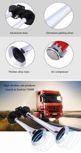 12V Car Truck Boat Dual Trumpet Train Loud Sound Air Horn Compressor ... No1 For Air Horns Diesel Hadley Marco Cdc Truck Accsories 102 Dual Horn Big Truck Horn Sound Pinterest Sound Wolo Truck Air Horns And High Pressor Onboard Systems Rc Engine Light Vehicle Euro Simulator 2 Ets Other Mods Page 79 Amazoncom Vsek 100w Loud 12v Car Siren Kit Pa System 7 Tone Vehicle Wikipedia 12v Auto Electric Snail Level 2018 Universal