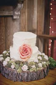 Vintage Rustic Wedding Cake Ideas Digitalrabie Inside