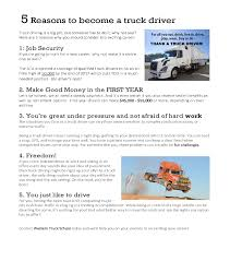 5 Reasons To Become A Truck Driver - Western Truck School - Western ... How Long Does It Take To Become A Commercial Truck Driver 5 Reasons Become Western School To A Practical Tips Insights Cdl Roadmaster Drivers On Vimeo Am I Too Old The Official Blog Of Drivesafe Act Would Lower Age Professional Truck Driver For Females Looking Want Life The Open Road Heres What Its Like Be No Experience Need Youtube Driving Careers With Hayes Transport Put You And Your Family First Becoming Trucker