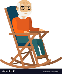 Old Man Sitting In Rocking Chair Old Man Rocking In A Chair Stock Illustration Black Woman Relaxing Amazoncom Rxyrocking Chair Cartoon Trojan Child Clipart Transparent Background With Sign Rocking In Cartoon Living Room Vector Wooden Table Ftestickers Rockingchair Plant Granny A Cartoons House Oriu007 Of Stock Vector Bamboo Png Download 27432937 Free
