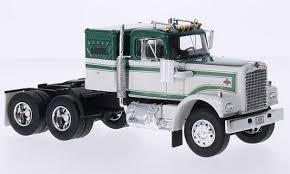 100 Diamond Truck NEO SCALE MODELS NEO45771 DIAMOND REO TRUCK SOLO TRACTOR WHITEDARK